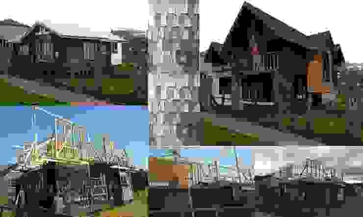 根據 GerSS Arquitectos 鄉村風