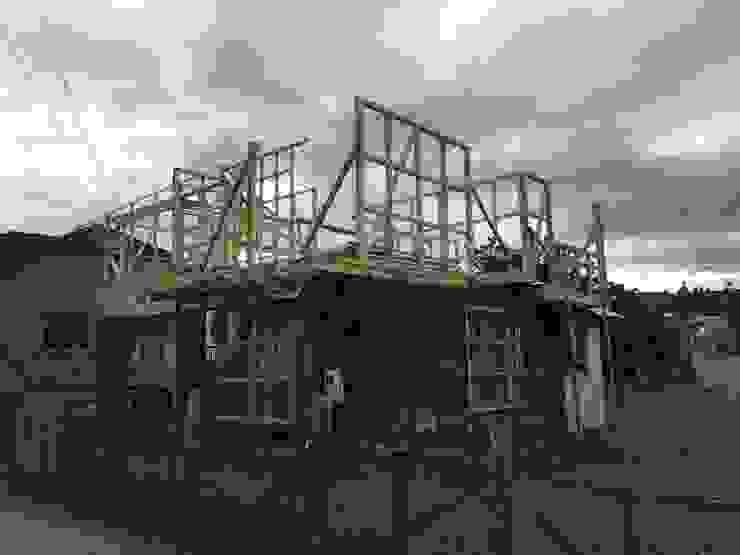DESARME 1 Casas de estilo rural de GerSS Arquitectos Rural