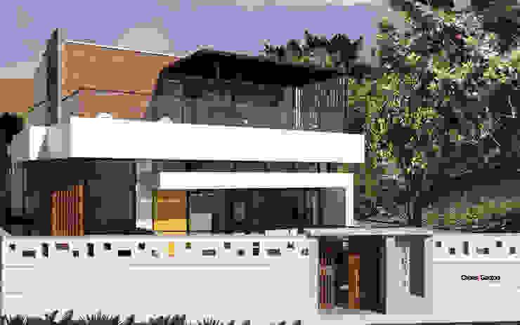 CASA IROTAMA Casas modernas de Cabas/Garzon Arquitectos Moderno