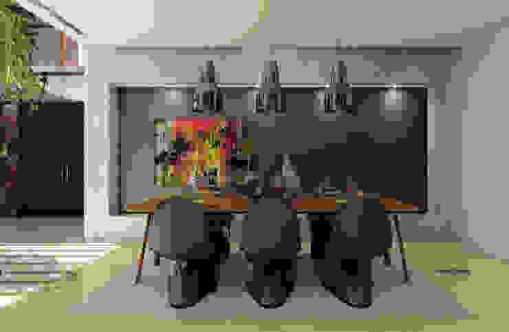 Comedores de estilo moderno de Cabas/Garzon Arquitectos Moderno