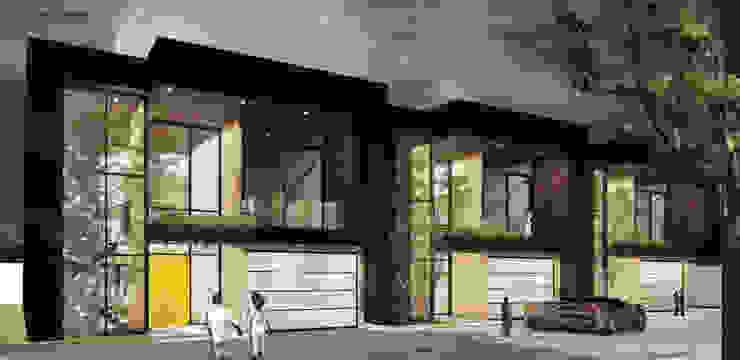 CASAS VILLA CAMPESTRE Casas modernas de Cabas/Garzon Arquitectos Moderno