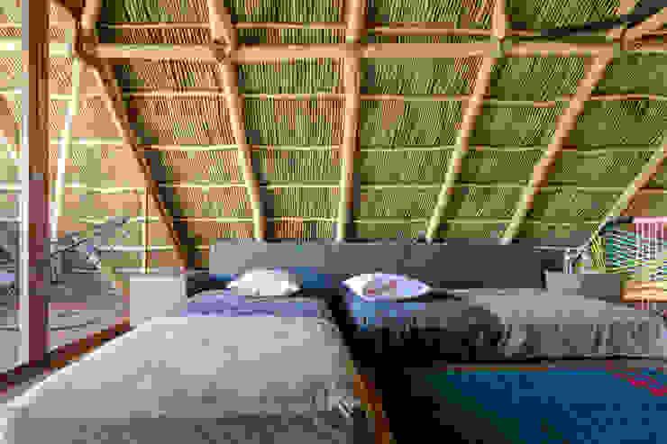 PLAZA PAPELILLO Dormitorios tropicales de MORADA CUATRO Tropical