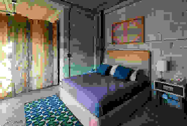 Dormitorios de estilo tropical de MORADA CUATRO Tropical