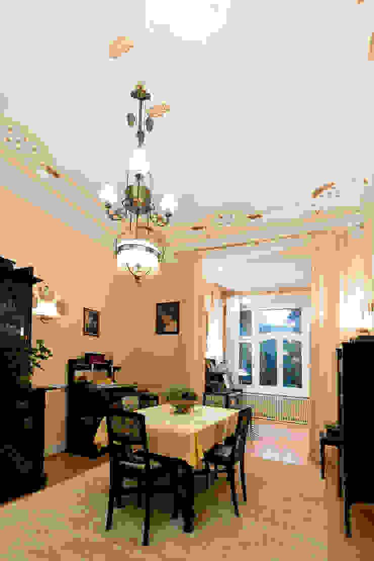 Salas de jantar clássicas por Pamela Kilcoyne - Homify Clássico