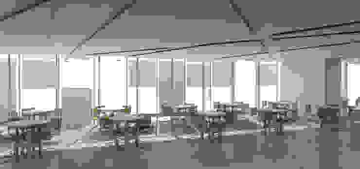 حديث  تنفيذ Cabas/Garzon Arquitectos, حداثي