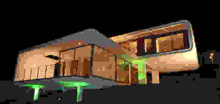 Casa Bore Casas estilo moderno: ideas, arquitectura e imágenes de Castro / Guarda Arquitectos Moderno