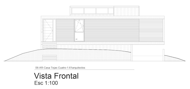 par 1.61 Arquitectos Minimaliste