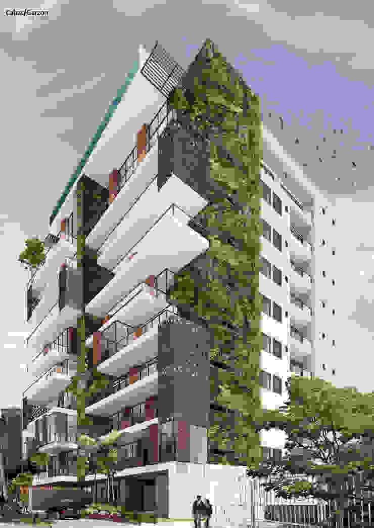 TORRE RONEN de Cabas/Garzon Arquitectos Moderno