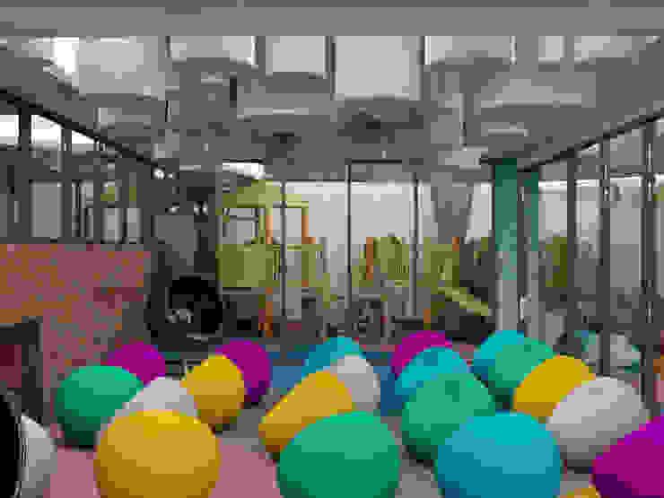 ADORACION IGLESIA CRISTIANA - 2016:  de estilo  por Cabas/Garzon Arquitectos, Moderno