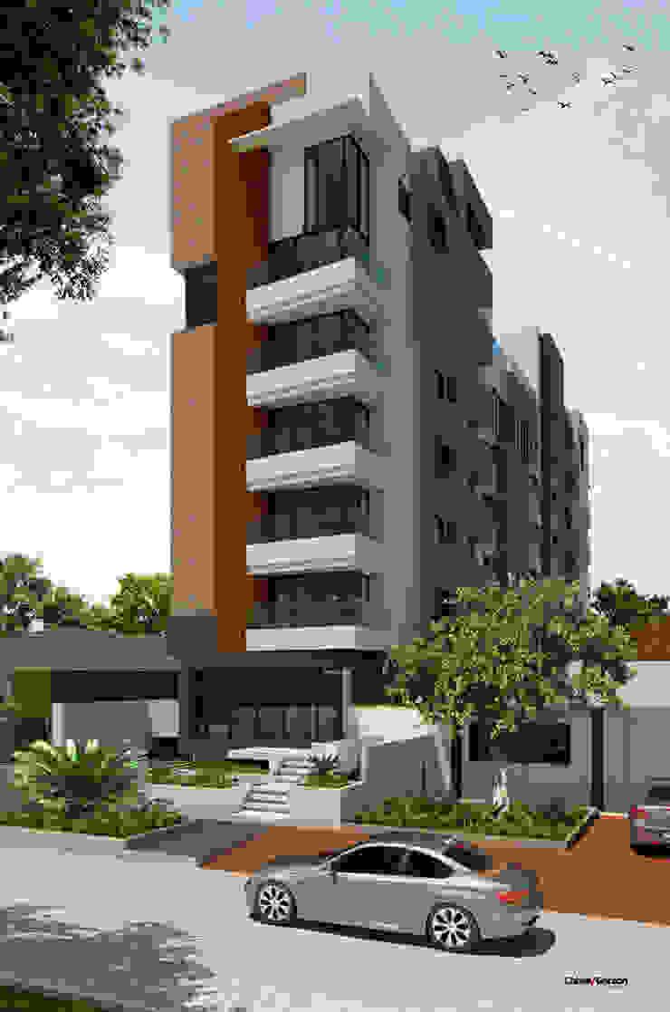 EDIFICIO CHARLOTTE - 2016 de Cabas/Garzon Arquitectos Moderno