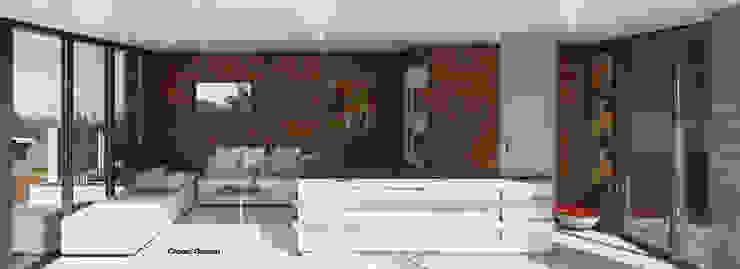 EDIFICIO CHARLOTTE – 2016 de Cabas/Garzon Arquitectos Moderno