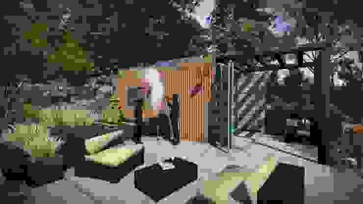 Casas em contentor Offgrid de 20´ft por BOXCODE