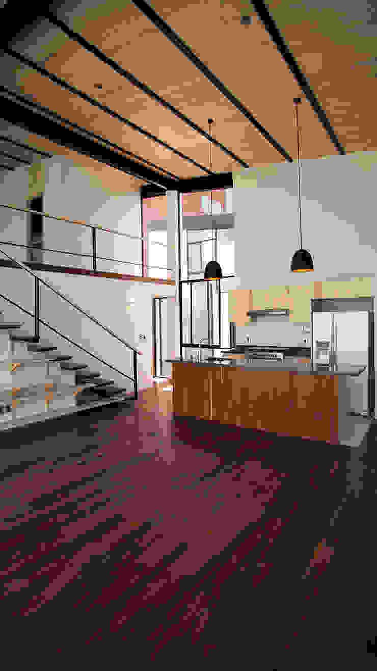 PH Comedores modernos de Wolff Arquitectura Moderno Madera Acabado en madera