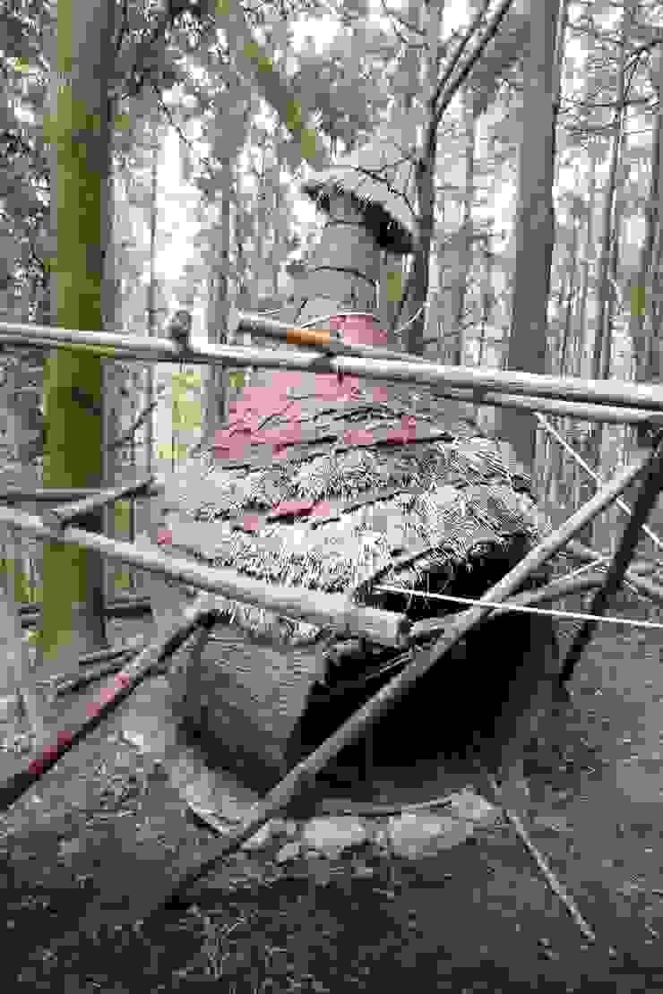 Bamboo bio toilet オリジナルな 家 の 建築設計事務所 山田屋 オリジナル 無垢材 多色