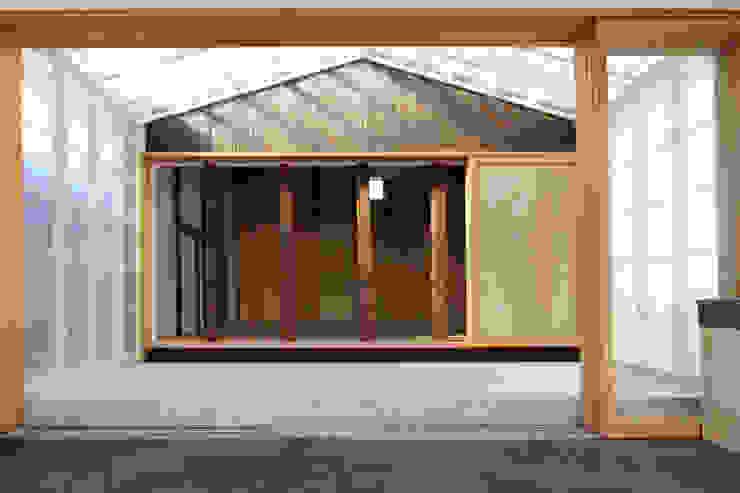 蔵、土間 y+M design office