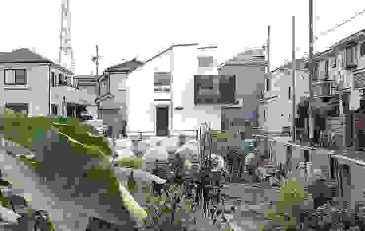 外観1 の 大坪和朗建築設計事務所 Kazuro Otsubo Architects モダン