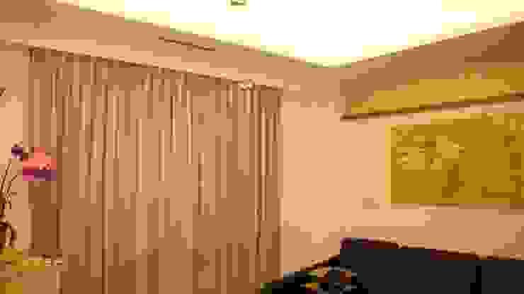 初啼 – 台南麻豆 -新成屋 喜家成室內裝修設計有限公司(原:高筌室內設計) 客廳