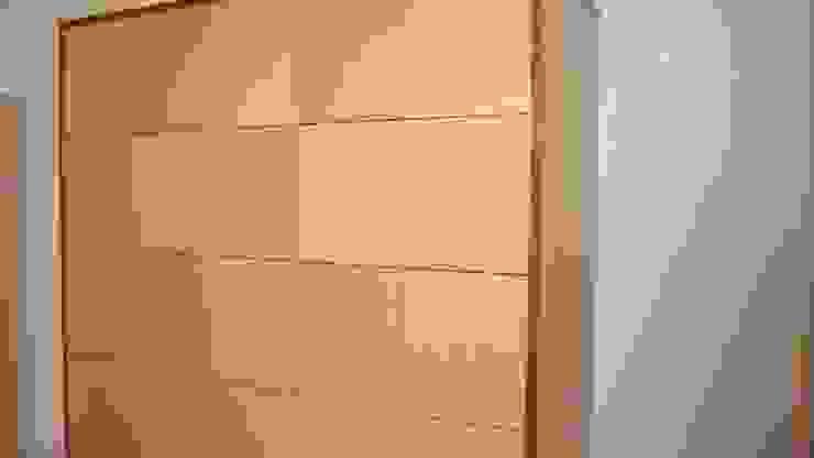 初啼 – 台南麻豆 -新成屋 喜家成室內裝修設計有限公司(原:高筌室內設計) 隨意取材風玄關、階梯與走廊