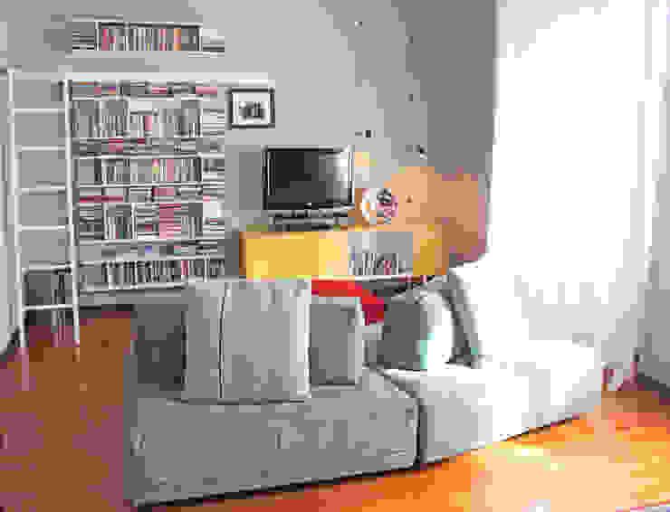 Moderne Wohnzimmer von OGARREDO Modern