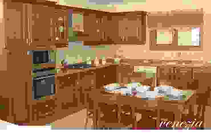 Modern kitchen by REYHAN MUTFAK I BANYO I DEKORASYON Modern