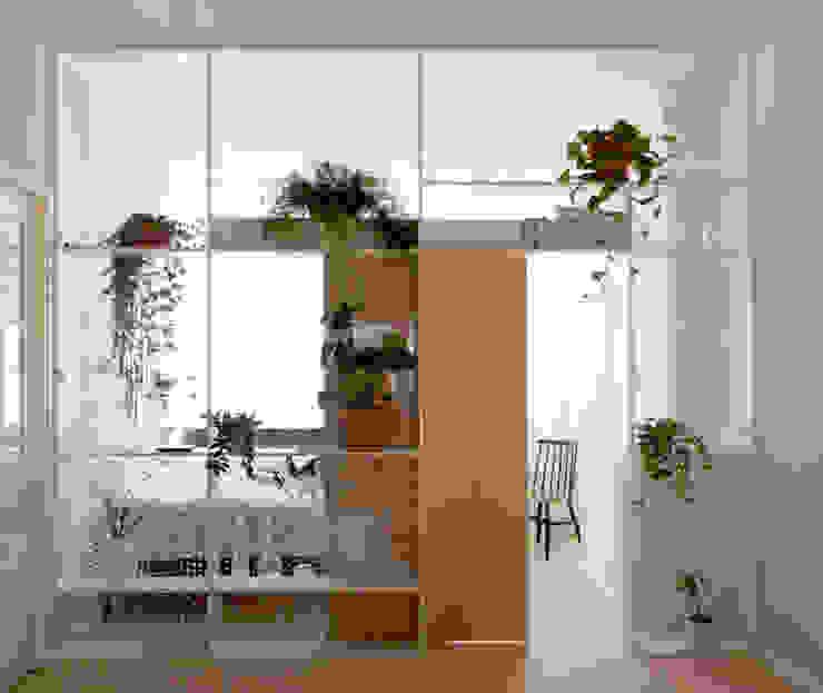 Xtra Room Atelier ARI 客廳 木頭 White