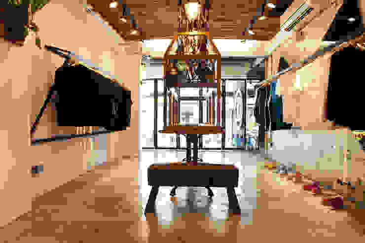 吳克羣DEBRAND品牌旗艦店 光島室內設計 商業空間