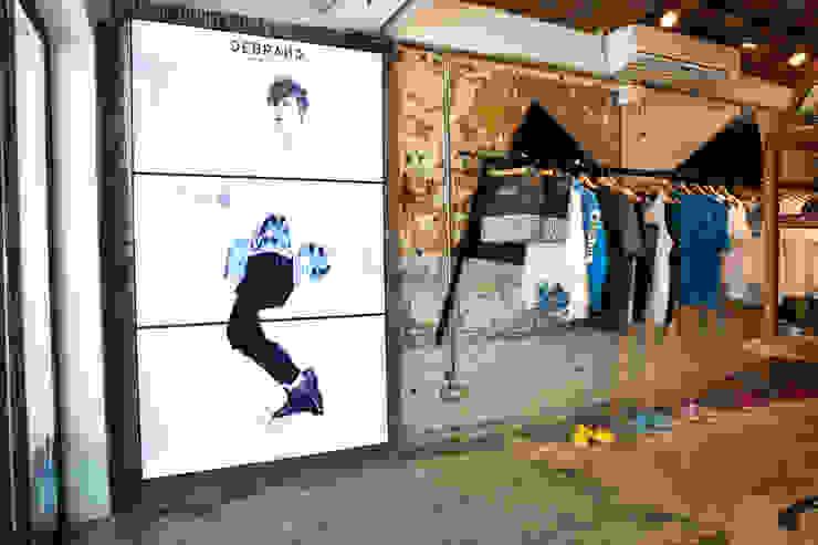 吳克羣DEBRAND品牌旗艦店 光島室內設計 購物中心
