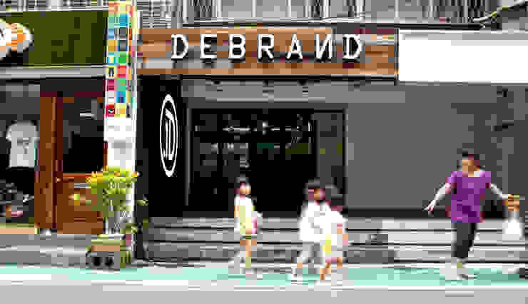 吳克羣DEBRAND品牌旗艦店 光島室內設計 展覽中心