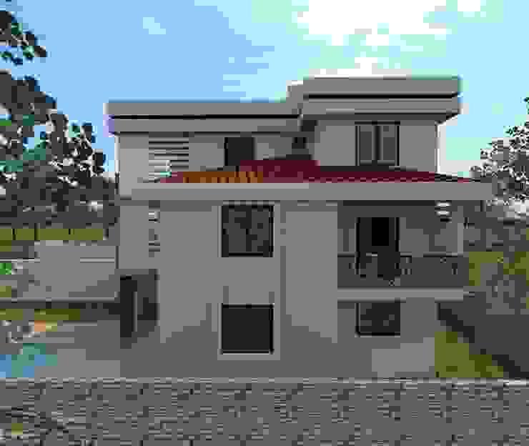 Aydın KORKMAZ Modern Evler alfa mimarlık Modern