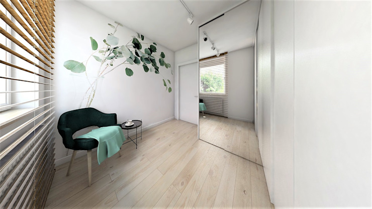 Modern dressing room by atoato Modern