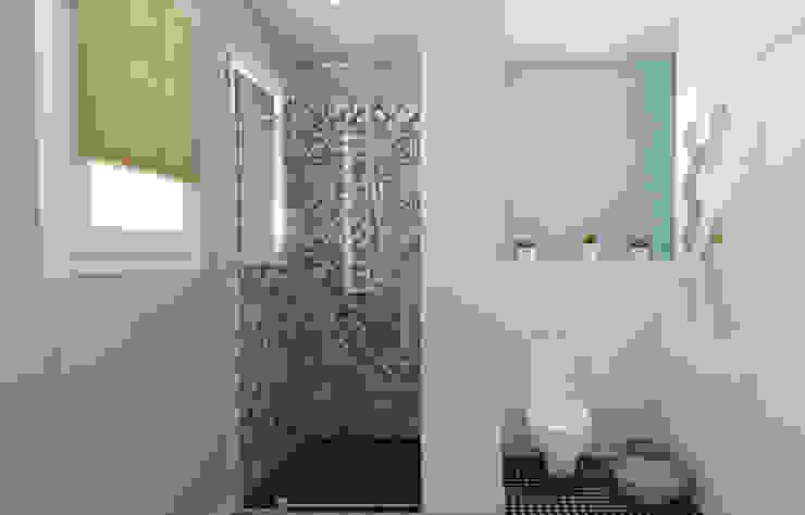 Baños de estilo  por ML architecture d'intérieur et décoration, Moderno