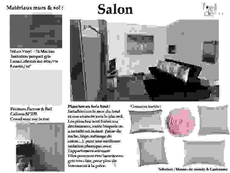 Studio à aménager von L\'Oeil DeCo | homify