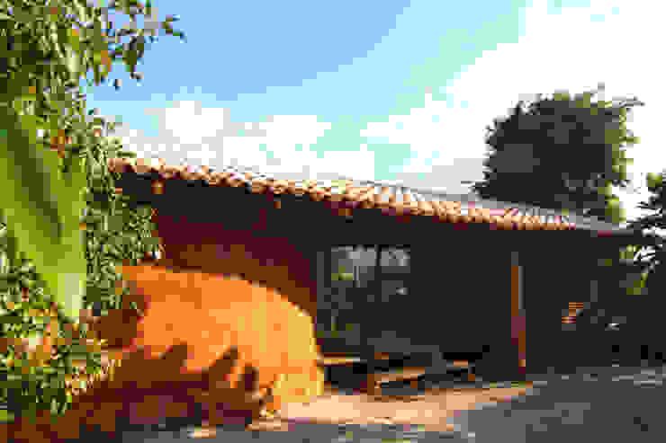 Rustic style house by Juan Carlos Loyo Arquitectura Rustic