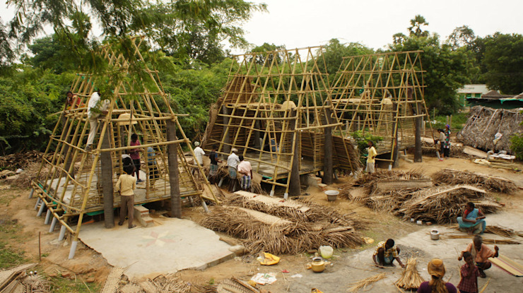 Londor Community - Programa VACA / Juan Carlos Loyo Arquitectura Casas mediterráneas de Juan Carlos Loyo Arquitectura Mediterráneo