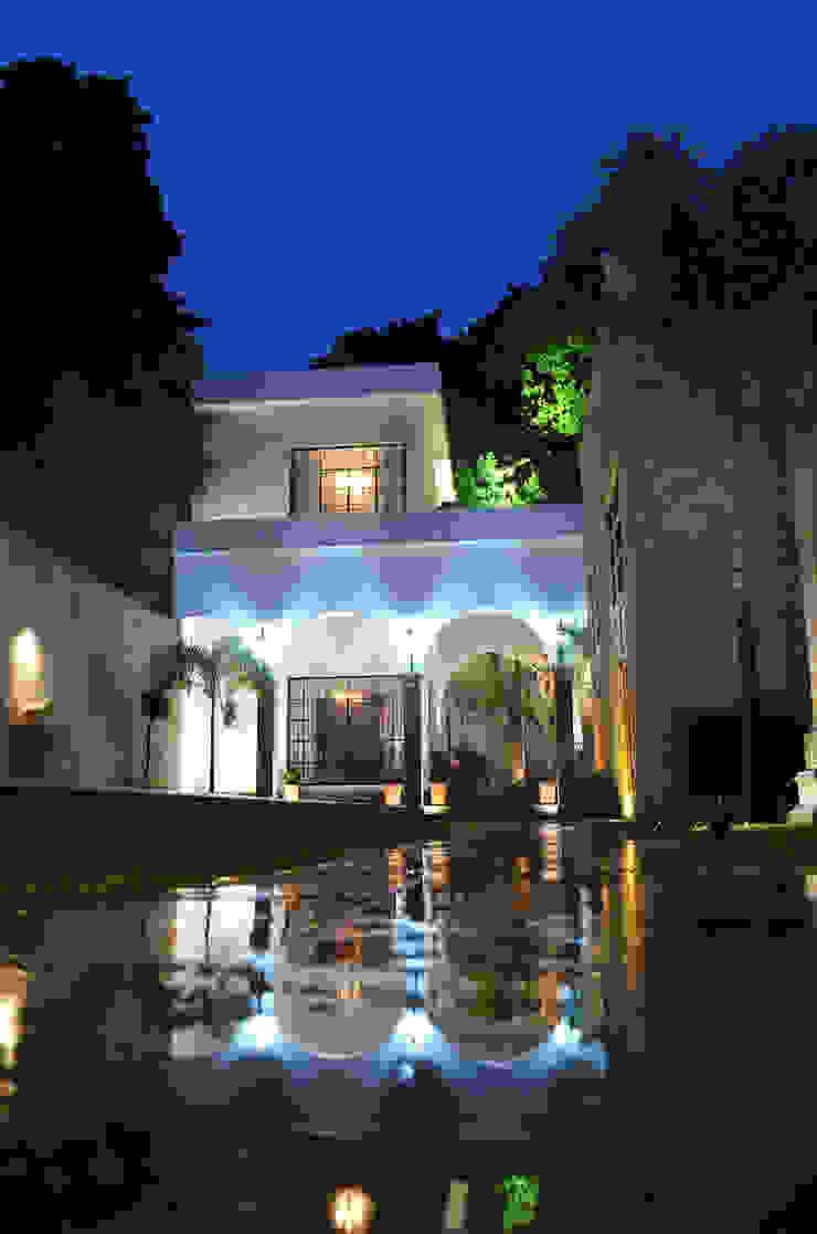 Casa 56 Casas coloniales de Workshop, diseño y construcción Colonial