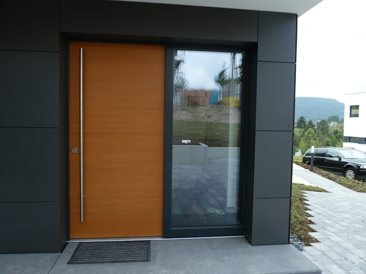 Modern windows & doors by Karl Moll GmbH Modern