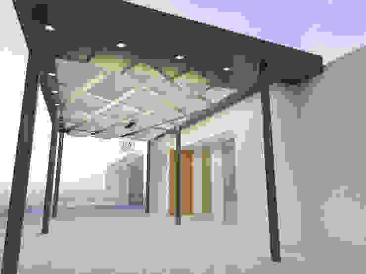 Terrazas de estilo  por Element+1 taller de arquitectura
