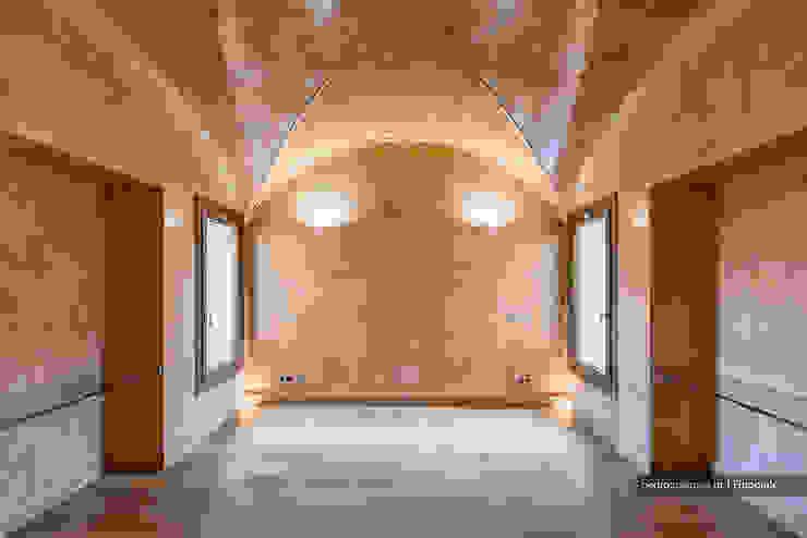 غرفة نوم تنفيذ Pedro Queiroga | Fotógrafo, بحر أبيض متوسط