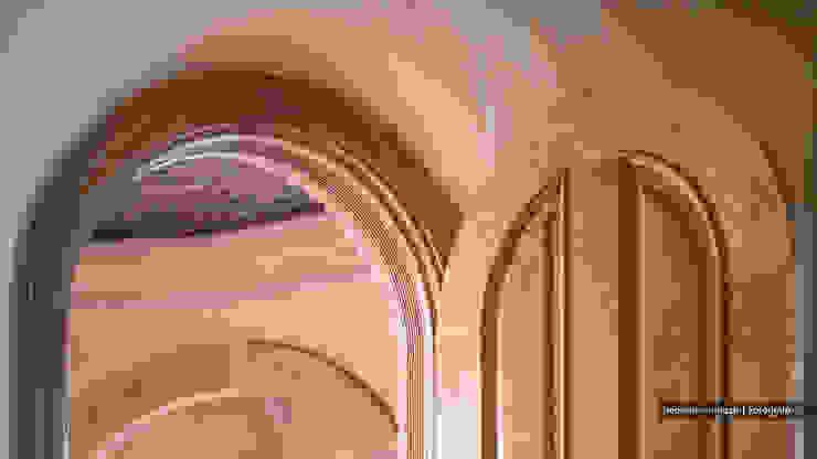 الممر والمدخل تنفيذ Pedro Queiroga | Fotógrafo, بحر أبيض متوسط خشب Wood effect