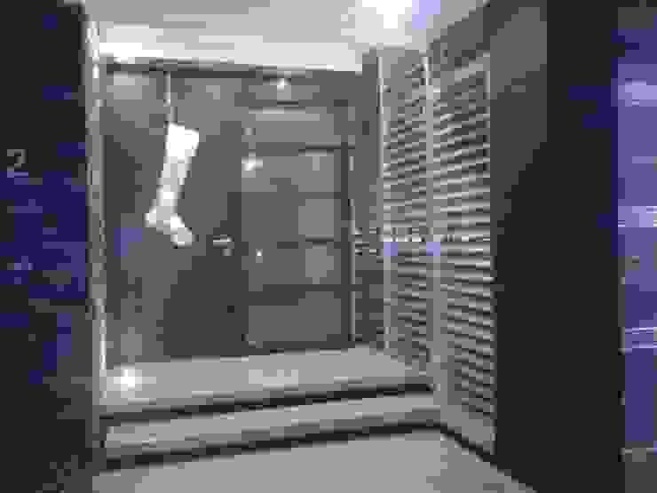 CASA BALLENA Puertas y ventanas minimalistas de Diseño Aplicado Avanzado de Guadalajara Minimalista