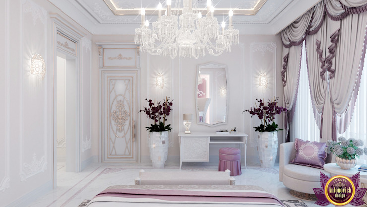 Classic style bedroom by Luxury Antonovich Design Classic