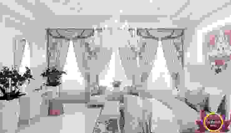Chambre classique par Luxury Antonovich Design Classique