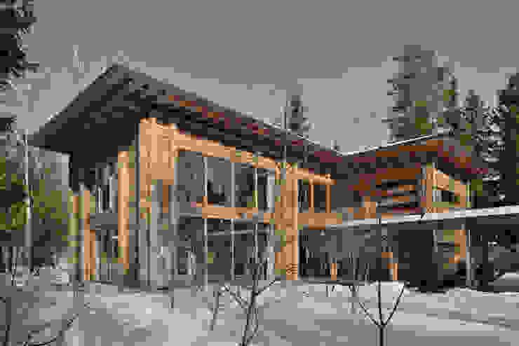 Дом Ловушка для солнца: Дома в . Автор – Проект ОБЛО,