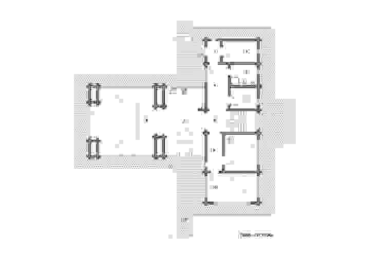 Дом Ловушка для солнца:  в . Автор – Проект ОБЛО,