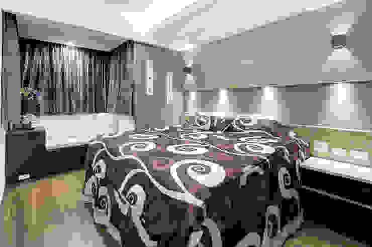 唯創空間設計公司 Modern style bedroom