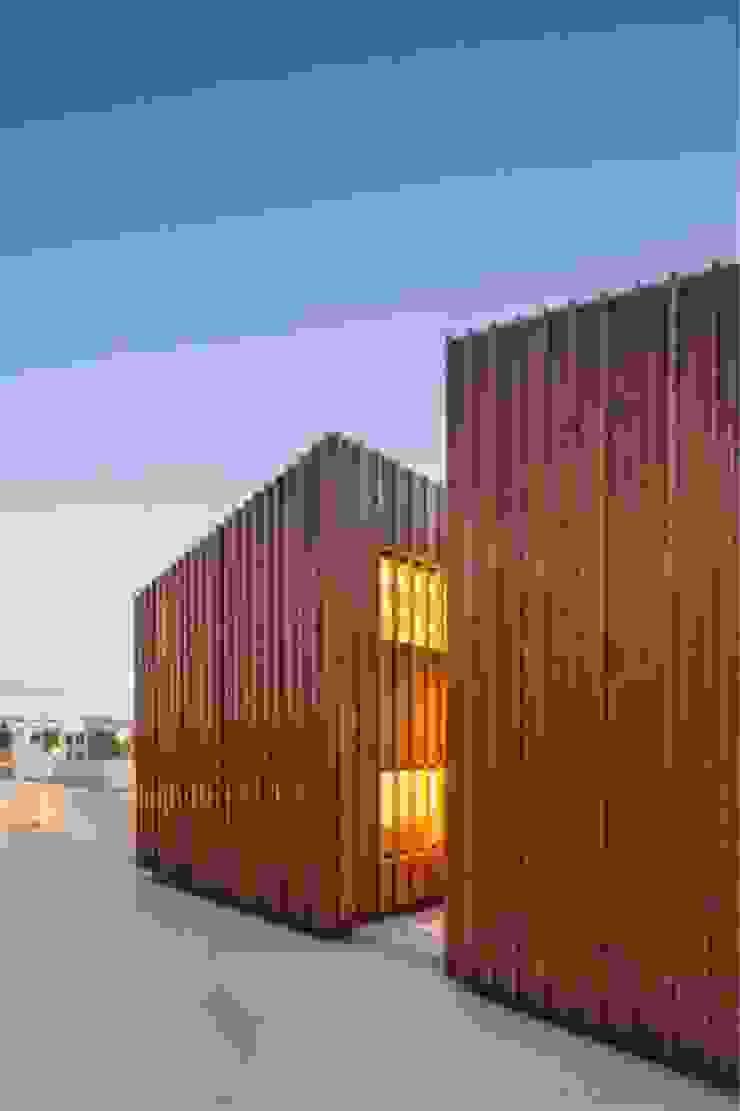 Roofbuldinghouse Lisboa por Eco  Sistema