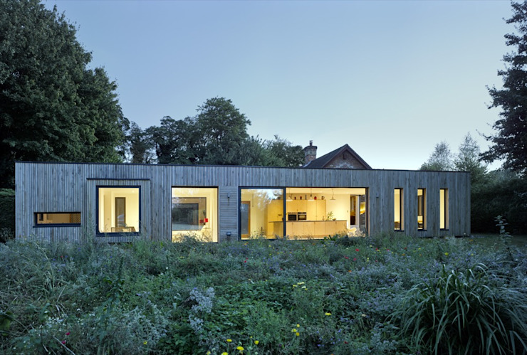 Hurdle House Modern houses by Adam Knibb Architects Modern