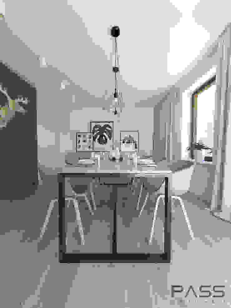 Modern dining room by PASS architekci Modern