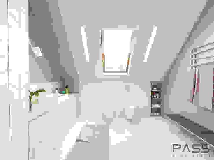 Modern style bathrooms by PASS architekci Modern