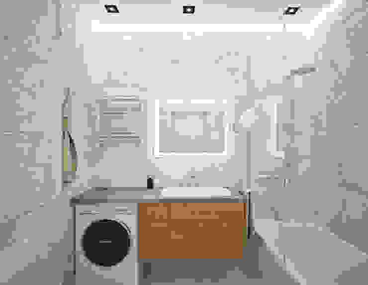 GM-interior Minimalist style bathrooms